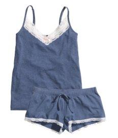 H&M Jersey pyjama set £12.99