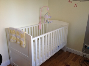 nursery baby's own room