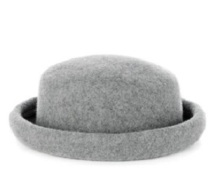 Warehouse mini bowler hat £22