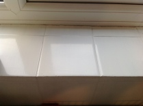 Ronseal one coat tile paint review