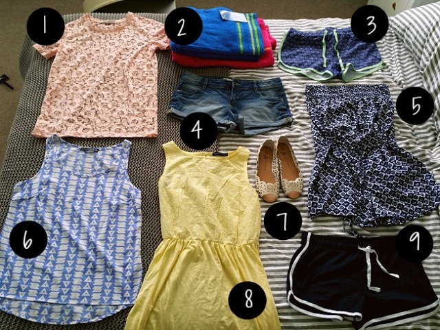 primark summer holiday clothes