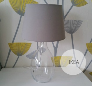 ikea lighting for bedroom makeover