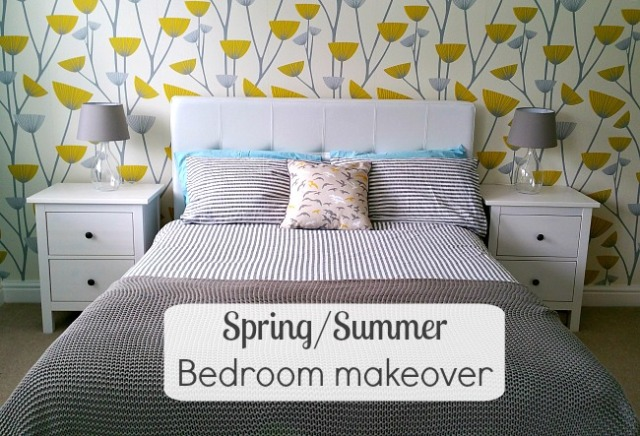 Spring/Summer bedroom makeover