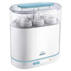 avent bottle steriliser