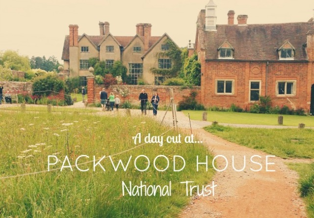 Packwood House National Trust